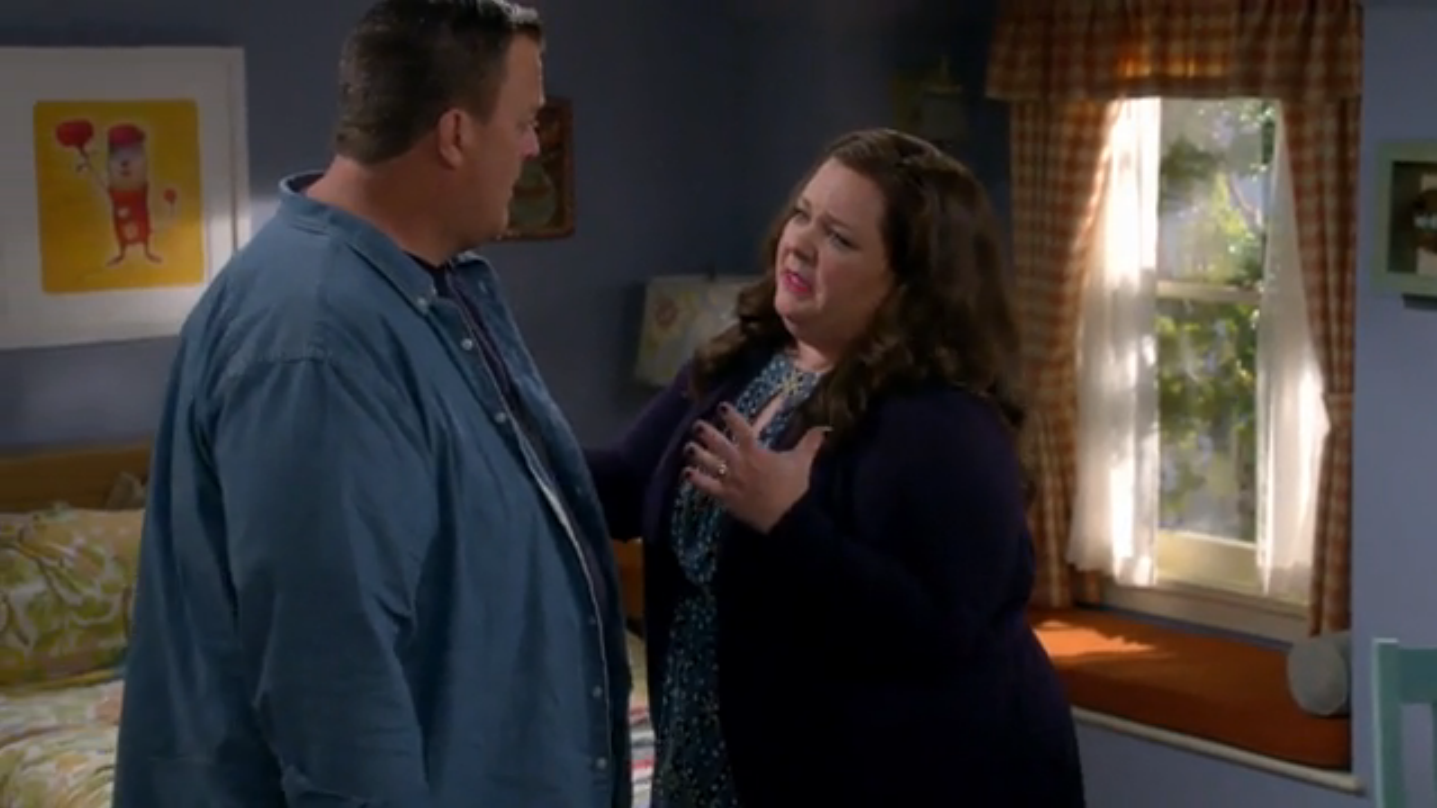 MIKE & MOLLY: Molly's Neverending Story