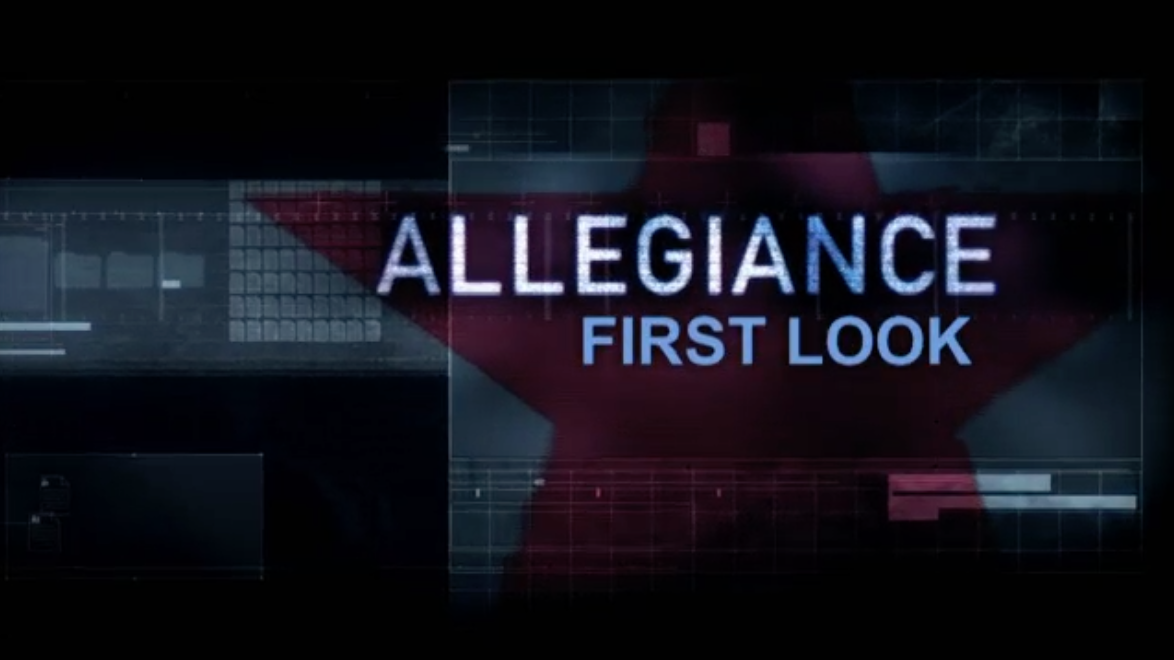 Allegiance Series Premiere – First Look