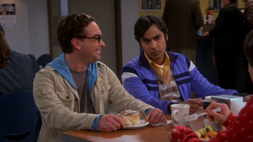 THE BIG BANG THEORY - The Anxiety Optimization