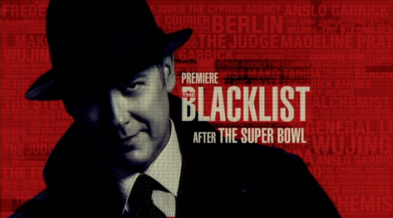 """The Blacklist – Super Bowl Episode """"Luther Braxton"""""""